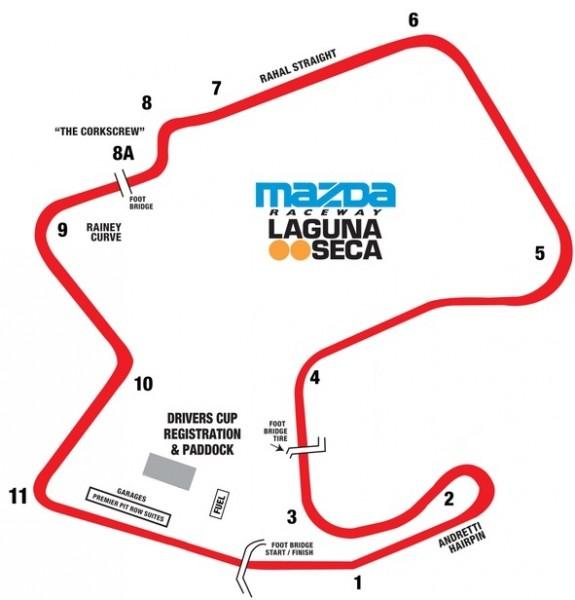 Laguna Seca Raceway >> Mazda Raceway Laguna Seca Patrick Garmyn Racing